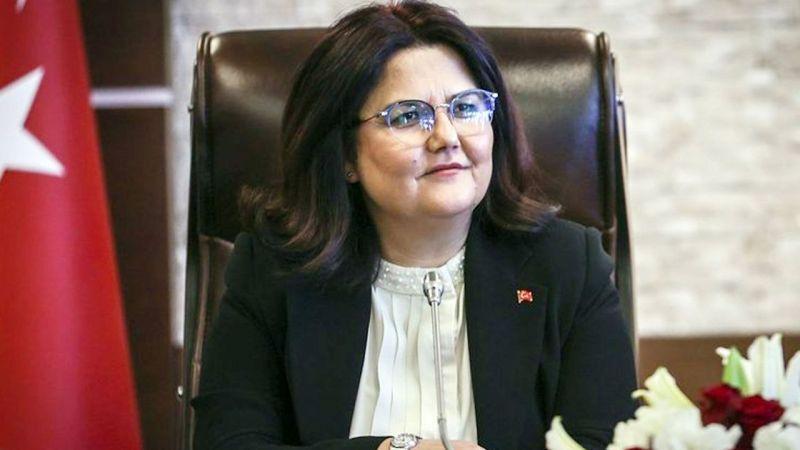 Aile ve Sosyal Hizmetler Bakanı Derya Yanık'tan Engelli Güreşçiye Tebrik Telefonu