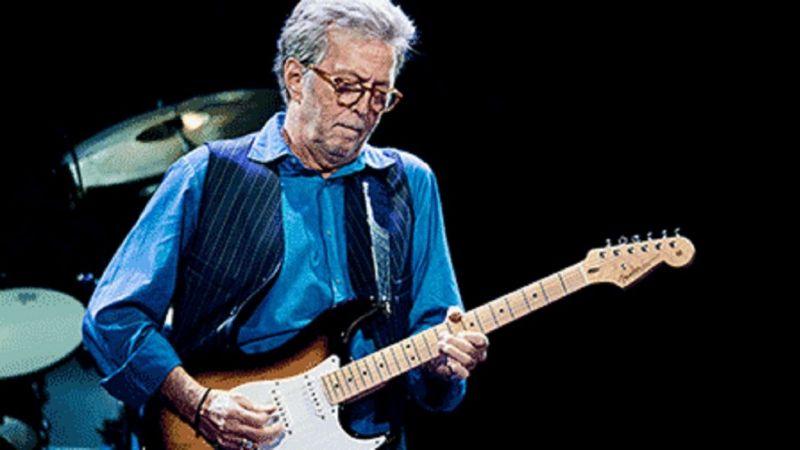 Gitar virtüözü Eric Clapton'dan 'Zorunlu Aşı' Mesajı