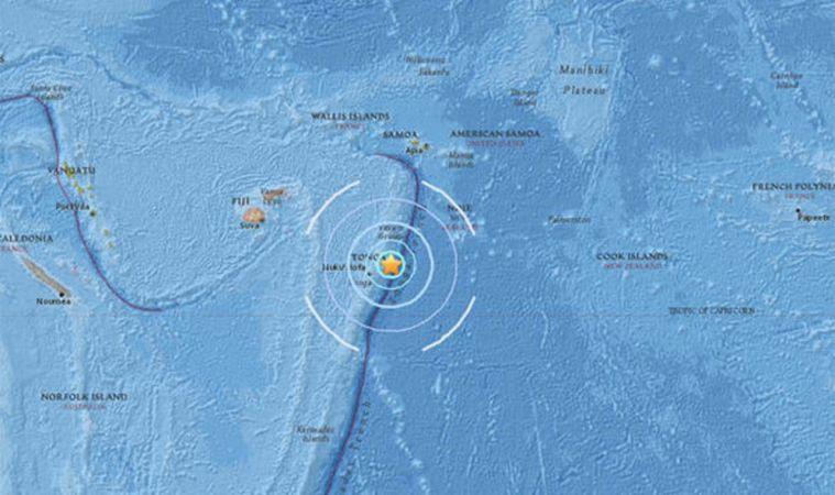 Dünyanın en büyük fay hattı kırıldı! Bu kez 6.1'lik deprem