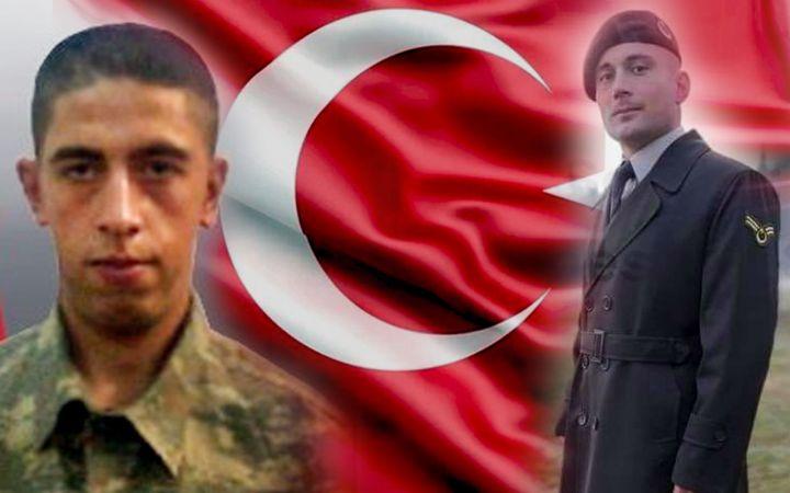 Suriye'de 2 askerimiz şehit, 2 askerimiz yaralı! Şehitlerimizin kimlikleri belli oldu