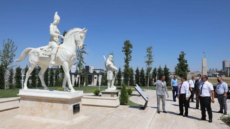 Cumhurbaşkanı Danışmanı Türk Tarih Müzesi Ziyaret