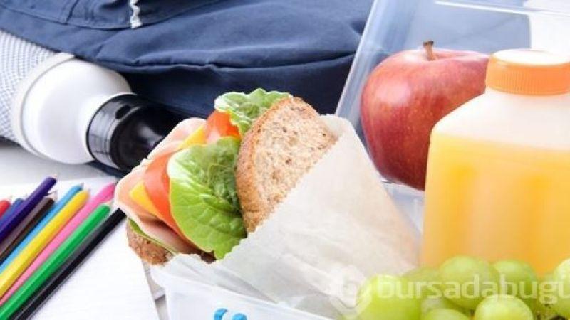 Beslenme çantası neler konur? Anaokulu beslenme çantasında neler olmalı? Okul beslenme ne konur? Sağlıklı beslenmek için neler yapmalıyız?