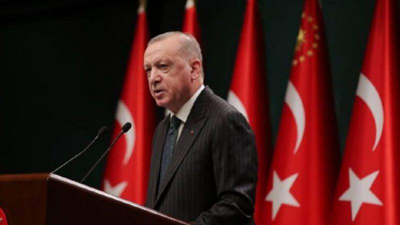 Cumhurbaşkanı Erdoğan Ankara'da önemli afet açıklaması yaptı!