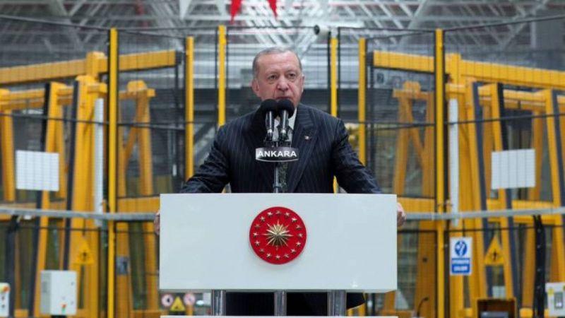 """Cumhurbaşkanı Erdoğan Şişecam Fabrikasında Konuştu! """"Türkiye Artık Cazibe Merkezi!"""""""