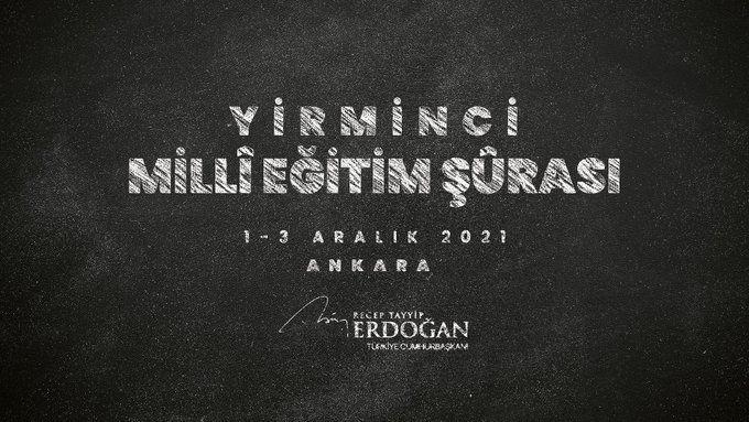 Millî Eğitim Şûrası 7 yıl sonra ilk kez toplanıyor!