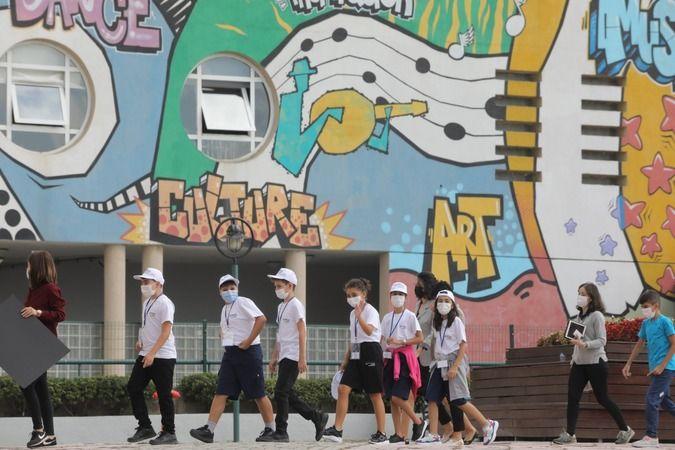 Ankaralı 45 öğrenci  Darüşşafaka'daki eğitimlerine başladı