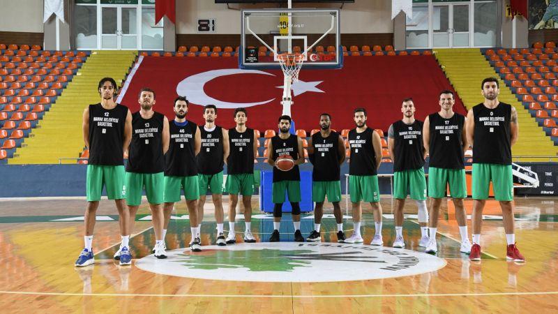 Mamak Belediyesi Basketbol Takımı Türkiye Tek Kupaya Sahip!