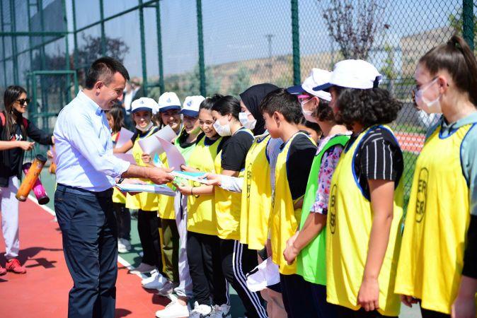 Altındağ'da Yaz okulları sona erdi