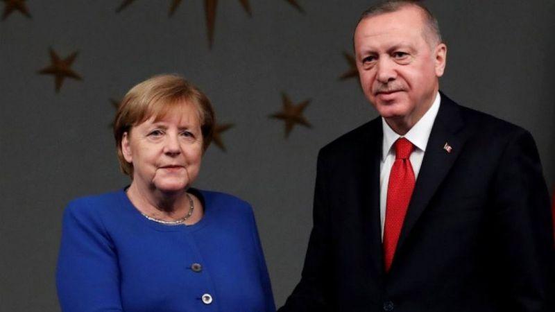 Merkel, 16 Ekim'de  'VEDA' için Ankara'ya geliyor