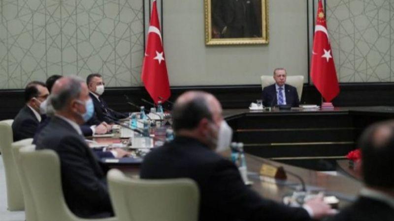 Kabine yarın Ankara'da toplanıyor