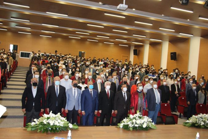 OSTİM Teknik Üniversitesi 2021-2022 Akademik Açılış Töreni