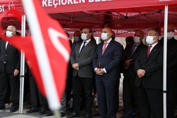 Başkent Ankara için Keçiören'de Çifte Kutlama