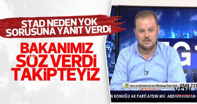Abdurrahman Öz, 5G1K'da konuştu