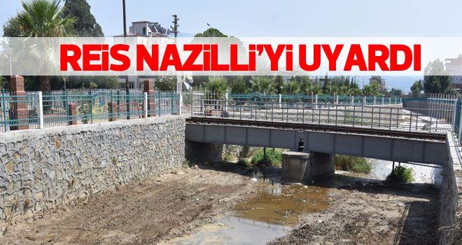 Nazilli'ye uyarı