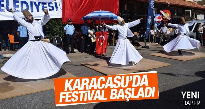 Afrodisias'ta festival heyecanı