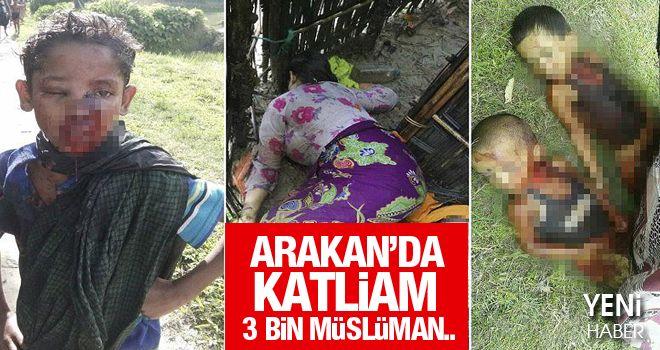 ERC Sözcüsü Dr. Schug: Arakan'da 3 bin Müslüman katledildi