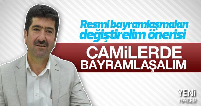 AK Partili başkandan ilginç teklif