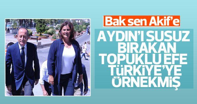 """Hamzaçebi, """"Çerçioğlu, Türkiye'ye örnek olmuştur"""""""