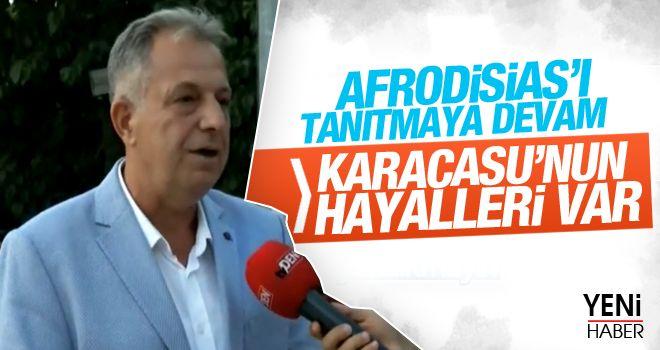 Karacasu festivallerle canlanacak