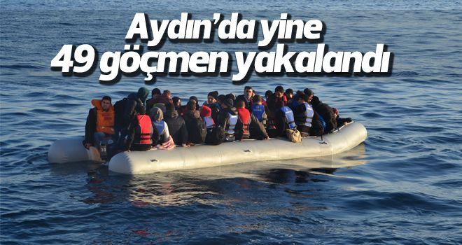 Kaçak göçmen alarmı