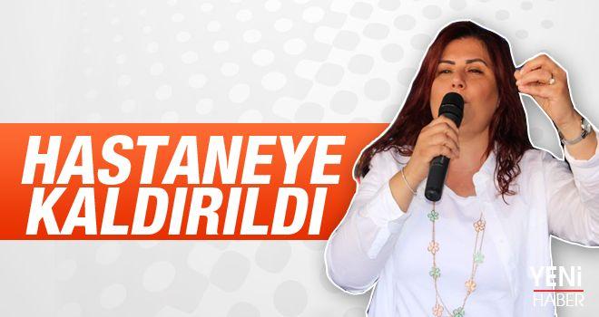 Özlem Çerçioğlu'nun annesi Birsen Kahyaoğlu hastaneye kaldırıldı!