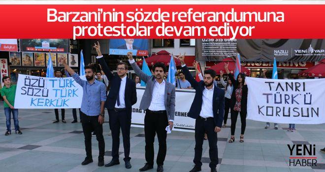 Aydın'da referandum tepkisi