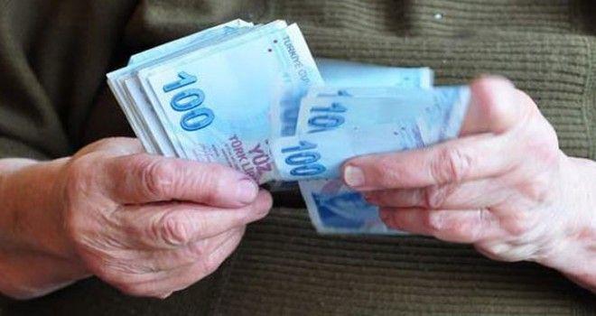 Ocak ayında emeklilere çifte zam!