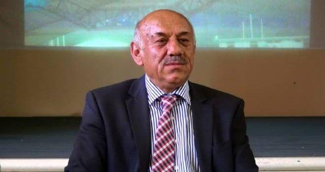 Elazığ'da Yılmaz Serttaş ihraç edildi