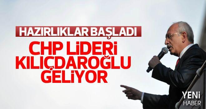 Kılıçdaroğlu 'Üzüm Mitingi'nin ardından İzmir'e gelecek