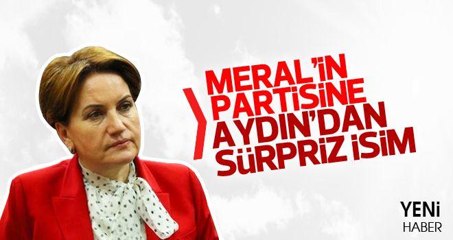 Akşener'in partisinin 'kurucular kurulu'nda bir Aydınlı!