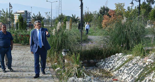 Botanik Park'ta büyük zarar