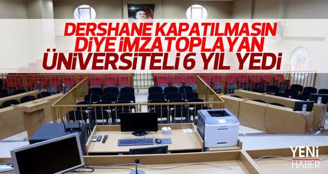 Aydın'da FETÖ sanığına 6 yıl hapis