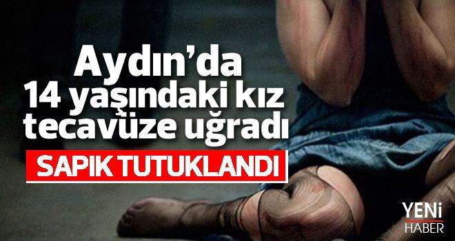 Aydın'da tecavüze 17 yıl
