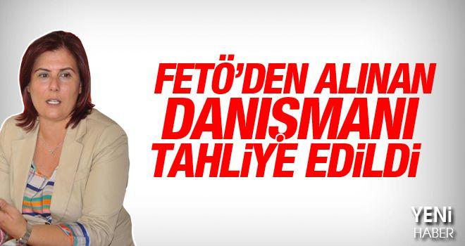 Çerçioğlu'nun danışmanı serbest
