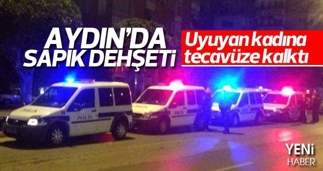 Aydın'da sapık dehşeti