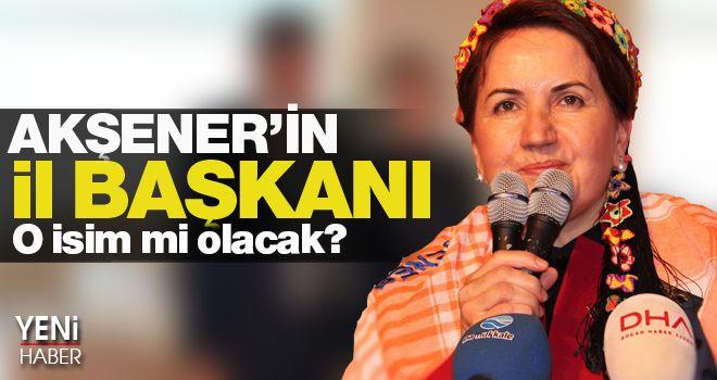 Yeni partinin il başkanı Özcan mı?