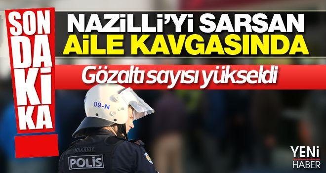 Nazilli'de yeni gözaltılar..