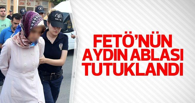 """FETÖ'nün Aydın """"il ablası"""" Konya'da yakalandı"""