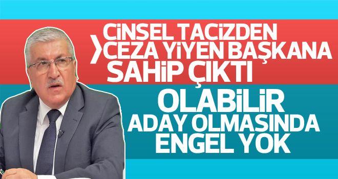 Ertürk'ten skandal açıklama