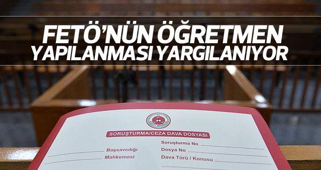 Aydın'da 2'si tutuklu 26 sanığın yargılanmasına devam edildi