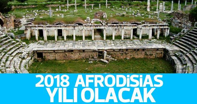 2018 'Afrodisias Yılı' ilan edildi
