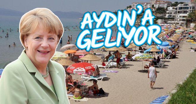 Alman turizmciler Kuşadası'na gelecek