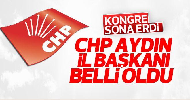 CHP Aydın'da Çankır dönemi