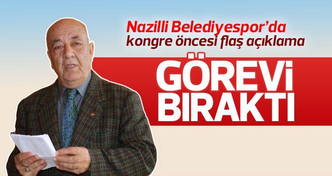 Erdoğan Eker: Görevi bırakıyorum
