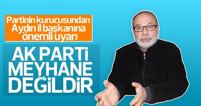 AK Parti'nin kurucusundan partiye sert eleştiri
