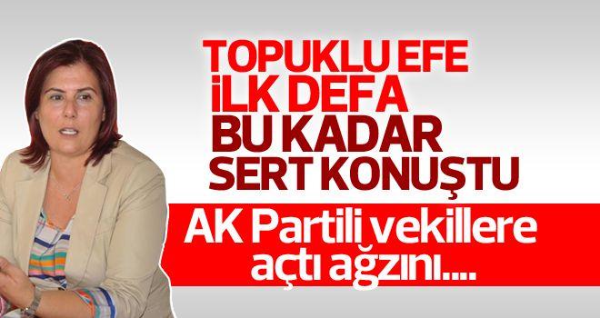 Çerçioğlu,kendisini eleştiren iktidar milletvekilleri çattı