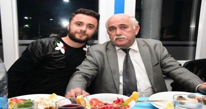 Nazilli Belediyesi, 10 Ocak Çalışan Gazeteciler Günü nedeniyle yerel ve ulusal basında çalışan gazetecilere akşam yemeği verdi.