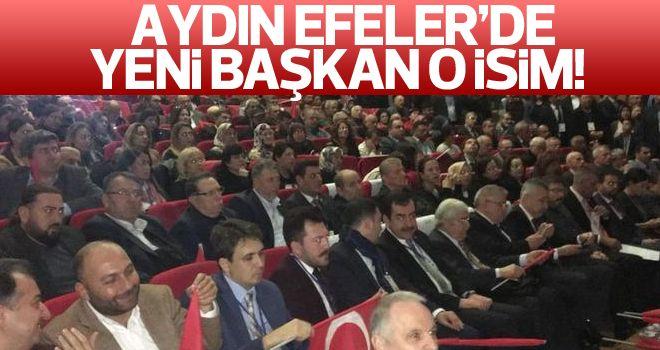 AK Parti Efeler'de 'Gülaştı' dönemi