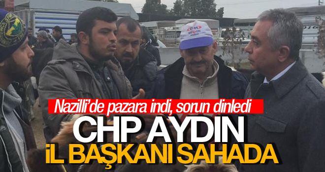 Ali Çankır sahaya indi
