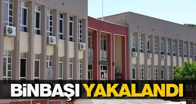 Aydın'da bir binbaşı gözaltına alındı
